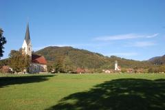 Nußdorf's Kirchen